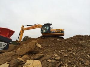 js 220 excavator
