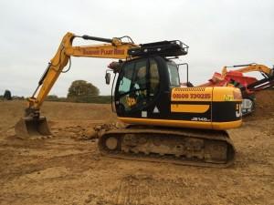 js145 excavator
